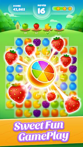 Fruit Candy Blast - 2019 Match 3 Puzzle Games 1.2.4 screenshots 1