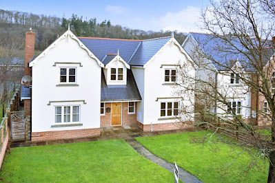 Four-bedroom Guilsfield home