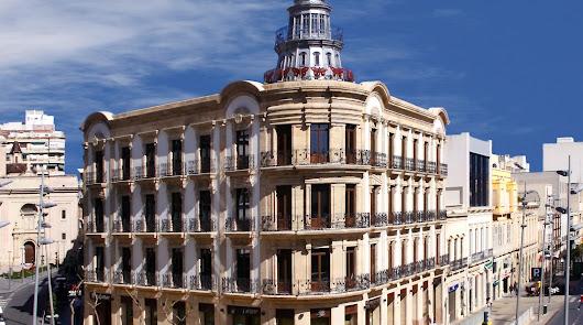 La Casa de las Mariposas, icono almeriense en el centro urbano