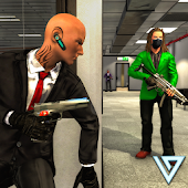 Secret Agent Stealth Bank Robbery Master Spy Game