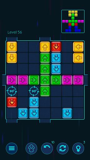 ARROW 2 - Relaxing Patterns 1.0.4 screenshots 1