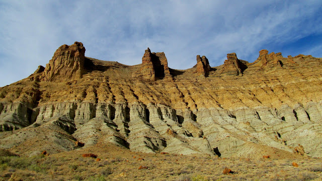 Badland Cliffs