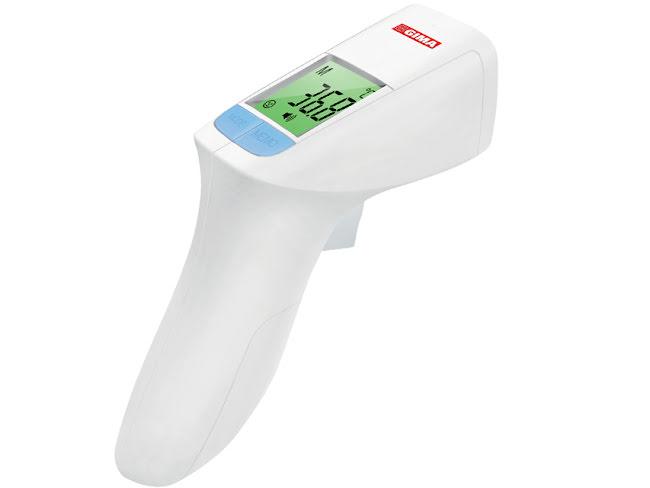 Infraröd Panntermometer GIMATEMP