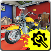 Motorcycle Mechanic Simulator Android APK Download Free By PlayWay SA