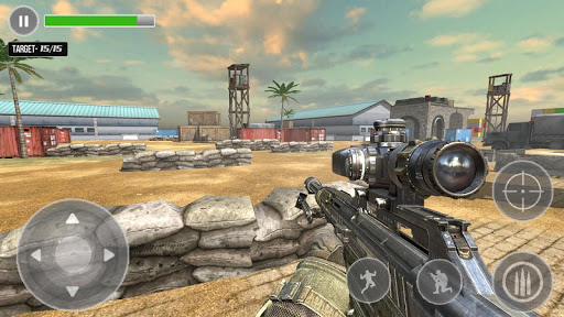 Counter Terrorist - FPS Shooting  captures d'écran 1
