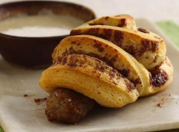 Breakfast Twisters Recipe