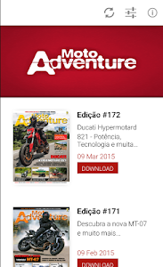 Revista Moto Adventure screenshot 0