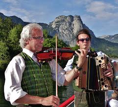 Photo: Alpenländische Klänge vor Traumkulisse.