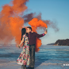 Wedding photographer Mikhail Nosikov (mikhailnosikov). Photo of 19.02.2016