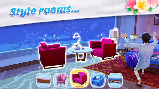 Design Island: 3D Home Makeover Mod Apk [Unlimited Money] 3.18.0 3