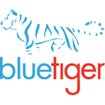 Logo for Blue Tiger Coffee