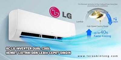 AC interver LG DUAL COOL