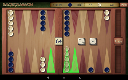 Backgammon Free screenshot 9