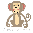 Alphabet animals - memory game for toddlers 2 - 5y