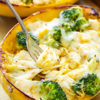 Chicken Broccoli Spaghetti Squash Recipes
