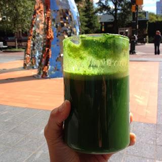 Food Babe's Kickin' Kale Juice