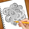 How To Draw Henna Tattoos icon