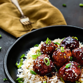 Teriyaki Turkey Meatballs Sauce Recipes