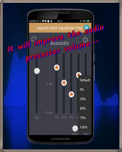 Download Sound track equalizer free Google Play softwares