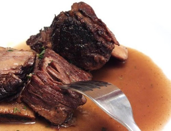 Oven Braised Short Ribs Recipe