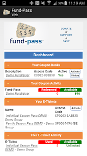 Fund-Pass- screenshot thumbnail