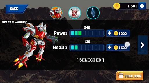 Robot Warrior apktram screenshots 20