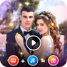 Heart Photo Effect Video Maker with Song