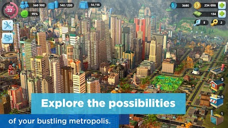SimCity BuildIt APK screenshot thumbnail 5