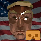 Crazy Shooter VR: TRUMP