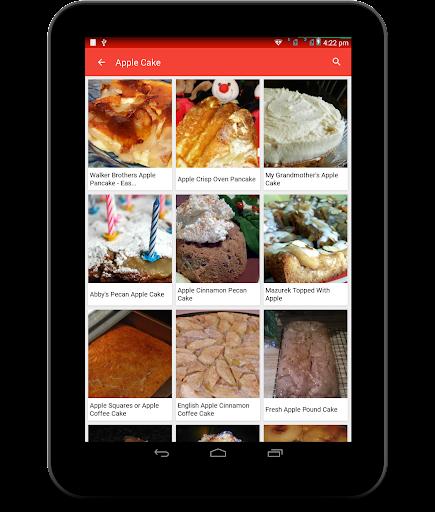 Cake Recipes 26.1.0 screenshots 20