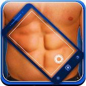 Six Pack Camera Photo Montage