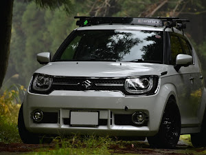 イグニス  MZ 4WDのカスタム事例画像 ぴろさんの2020年11月08日17:30の投稿