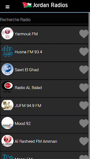 RL Jordan Radios