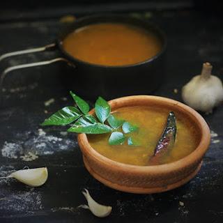 Garlic Rasam Recipe, Poondu rasam