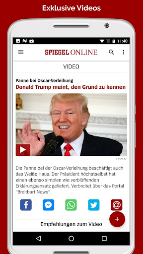 SPIEGEL ONLINE - News for PC
