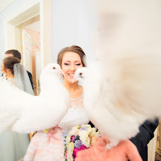 Wedding photographer Vladimir Pentegov (Montekris). Photo of 18.02.2015