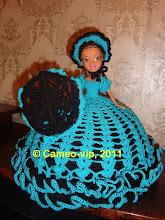 Photo: №БР1. 350грн. Платье Bratz на каркасе +шляпка