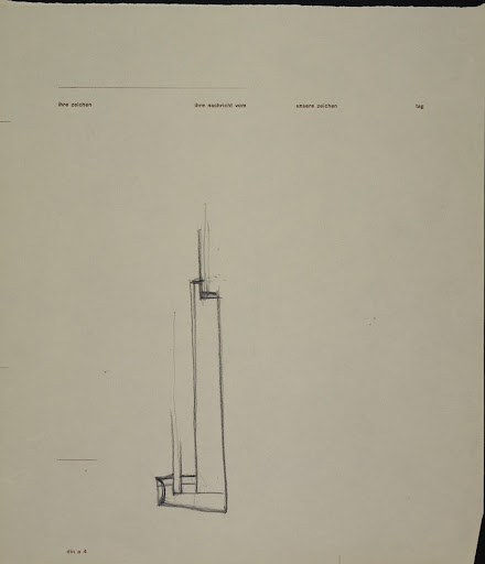 Untitled (Drawing sheet)