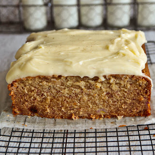 The Crazy Very Best Banana Cake