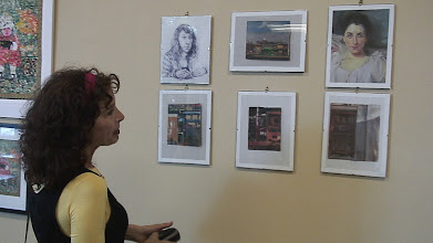 Photo: 4-21-13 Rachel's Art at Weissman Ctr