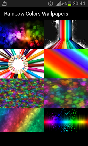Rainbow Colors Wallpapers