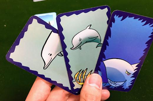 サメ警報:ゲームの準備