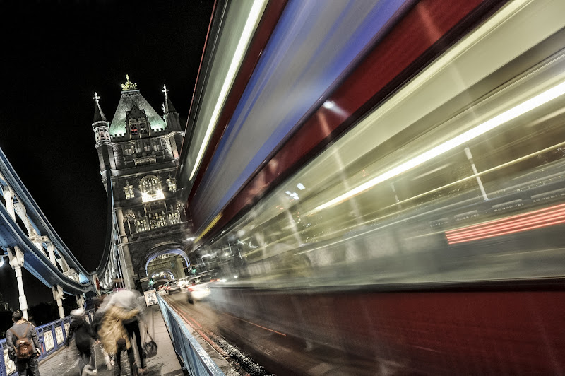 London Mind the Gap di Enrico Pugliese