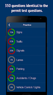 How Many Questions Are On The Permit Test >> New York Dmv Permit Test Ny Apps On Google Play