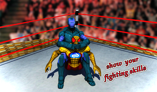 [Download Grand Superheroes Ring Battle for PC] Screenshot 22