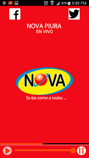 Radio Nova - Piura- screenshot thumbnail