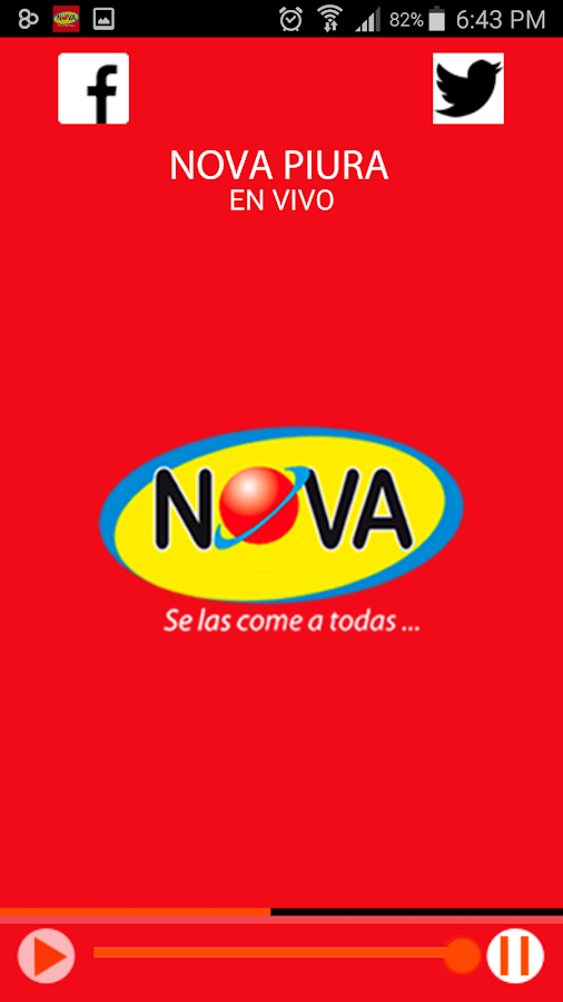 Radio Nova - Piura- screenshot