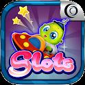 Cute Alien Slots icon