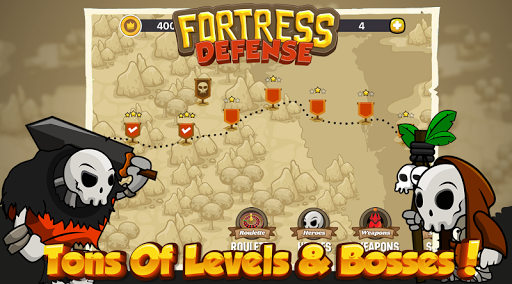 Monsters Tower Defense - Legend Rush Battle TD 1.0 de.gamequotes.net 2