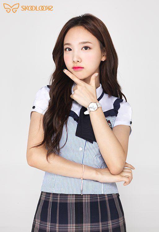 nayeon uniform 6